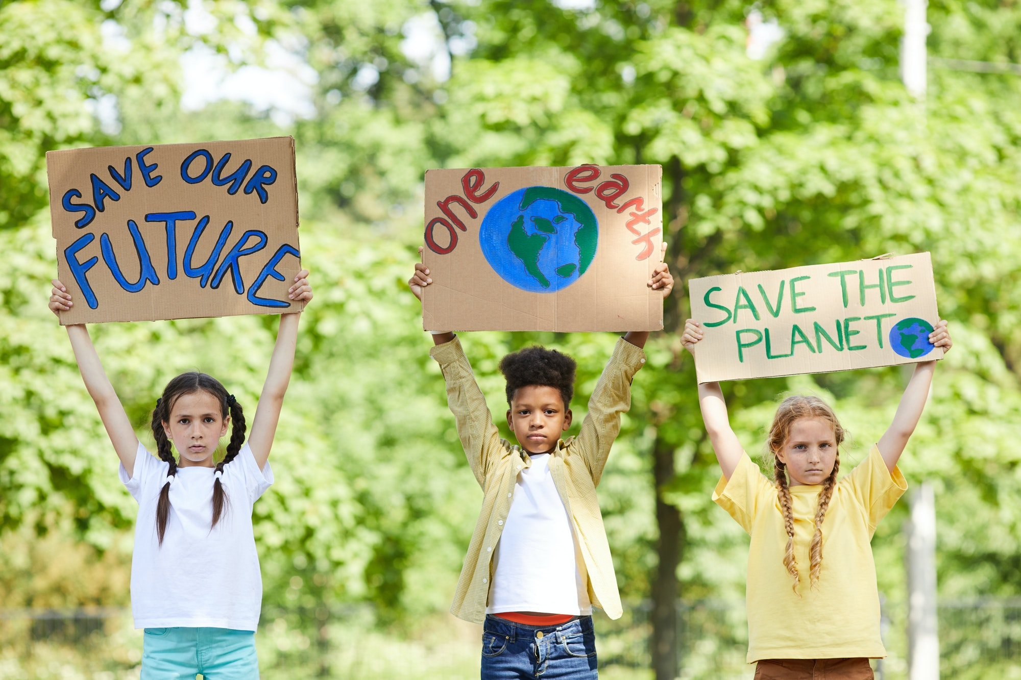 Kids for Nature and Ecology